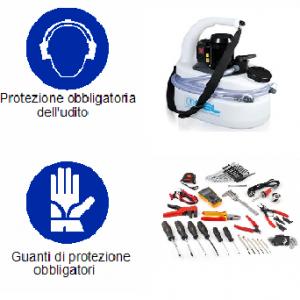 Dispositivi di protezione individuale - Utensili - Strumenti