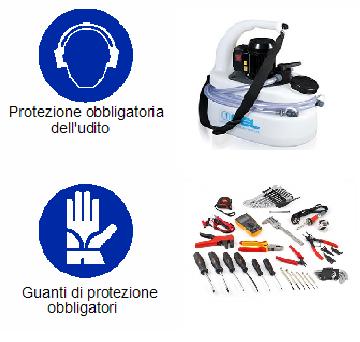 Dispositivi di sicurezza - Utensili - Strumenti
